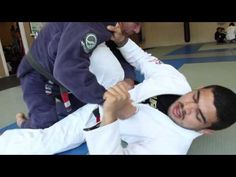 Kurt Osiander's Move of the Week - Scissor Sweep to Omoplata Feat. Antônio Braga Neto - YouTube