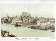Ile de la Cité - 1530