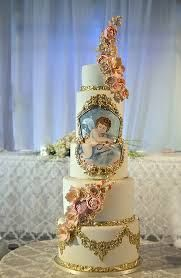 Image result for pictures of baroque style cake
