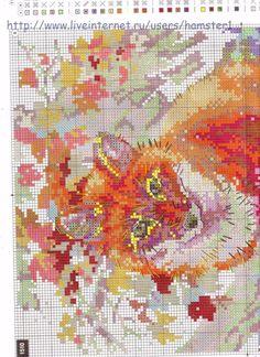 "Fox ""Winter Scene"" #1/2 ........ Gallery.ru / ....Фото #5 - **** - metalika111"