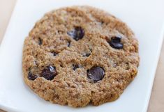 How to Make Healthy Chocolate Chip Cookies for Two