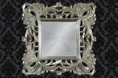 Strieborné zrkadlo