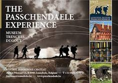 The Passchendaele Experience: a very touching museum about WW1 near Zonnebeke/ Flanders Fields ( Belgium)