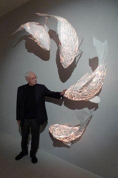 Фрэнк Гери и его рыбы