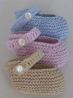 Tras el Punto de Paula: primera postura Baby Booties, Baby Shoes, Baby Knitting, Trends, Creations, Shapes, Crochet, Toys, Children