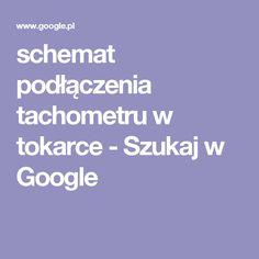 schemat podłączenia tachometru w tokarce - Szukaj w Google