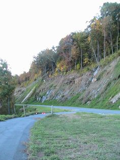 blue ridge parkway -squirell spur road