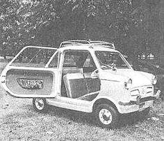 COCHES ARGENTINOS - Dinarg D-200
