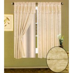 Bedroom Curtains For Short Windows