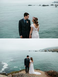 Kaitlyn and Matt Intimate Big Sur Wedding by Paige Nelson Photography When I Get Married, I Got Married, Big Sur Wedding, Wedding Day, Moving In Together, Getting Engaged, Intimate Weddings, Celebrities, Photography
