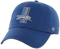 NFL Detroit Lions '47 Brand Clean Up Adjustable Hat (1961... https://www.amazon.com/dp/B00K1AP6YO/ref=cm_sw_r_pi_dp_x_lnRayb3K35VMP
