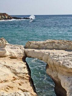 Sea Caves, Peyia, Cyprus