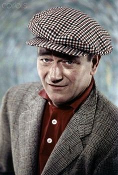 """John Wayne, """"The Quiet Man"""", 1952"""