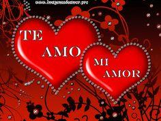 Imagenes Romanticas De Corazones Con Frase Te Amo Compartir