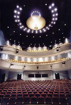 Großer Leuchter - Stadttheater Hildesheim
