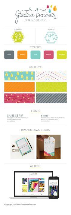 Sewing Studio Branding & Logo on Behance