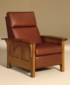 Details about Amish Mission Arts and Crafts Recliner Chair Heartland Panel Solid Wood Leather, Fall Arts And Crafts, Arts And Crafts Storage, Arts And Crafts For Teens, Art And Craft Videos, Arts And Crafts House, Crafts For Boys, Arts And Crafts Movement, Arts And Crafts Projects, Summer Crafts