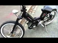 IMG 0939 - YouTube Bobber, Puch Moped, Peugeot 103, 50cc, Mopeds, Motorcycles, Blog, Cool Stuff, Youtube