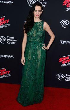 Jessica Alba, Eva Green + More at Sin City: A Dame to Kill For LA Premiere
