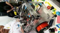 Build your own 3D printer!