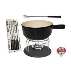 MOHA SET PER FONDUTA DI FORMAGGIO PZ 9 NERO HC 26808 http://www.decariashop.it/set-fonduta-formaggio/11735-moha-set-per-fonduta-di-formaggio-pz-9-nero-hc-26808.html