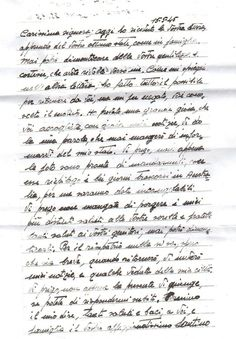 A letter of thanks from an Italian POW interned in WA during WW2, 1945. Santino Barbella, a POW, wrote this letter to Nancy Lee while being held at a military camp at Northam, before being repatriated to Italy. A translation follows the original letter. #Letter