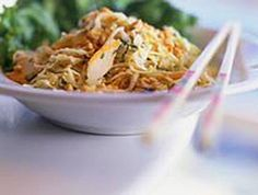 Easy Chicken Pad Thai in 30 Minutes or Less: World's Best Noodles: Pad Thai!