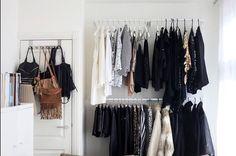 black fashion ♥