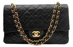 siyah chanel çanta modeli