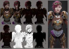 Zbrush_League Of Legends_Breakdown
