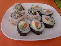 Sushi casero!