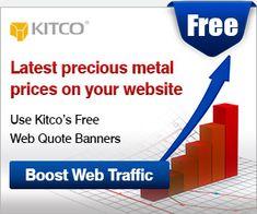 Kitco Metal Quotes Pinzdeňka Málková On Kitco  Pinterest  Chart