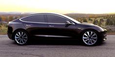2018 Tesla Model 3 Will Be The Most Affordable EV - https://carsintrend.com/2018-tesla-model-3/
