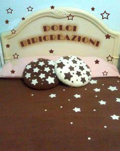 plaid di pile pan di stelle