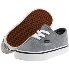 Vans Kids Authentic (Infant/Toddler) ($25) ❤ liked on Polyvore featuring baby, kids, baby clothes, shoes and baby shoes