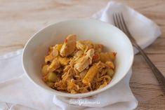 Fideos chinos con pollo en Cookeo | La cocina perfecta