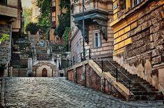 Ponty utca, Budapest, hungary Gabriella