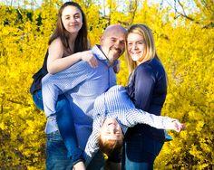#familyphotos #family #children #mother #father #spring