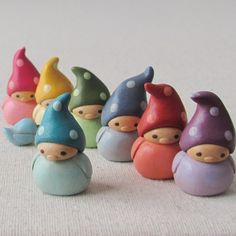 Gnomes..reminds me of Jilly