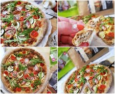 Nyomtasd ki a receptet egy kattintással Bruschetta, Vegetable Pizza, Healthy Recipes, Healthy Food, Quesadilla, Tacos, Bread, Vegetables, Ethnic Recipes