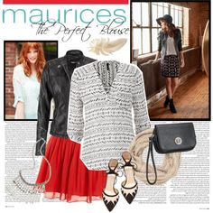 The Perfect Blouse with maurices: Contest Entry by theprettychef on Polyvore featuring polyvore, fashion, style, maurices, J.Crew, Bionda Castana and ASOS