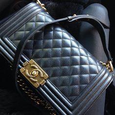 Classic Chanel on www.vintageheirloom.com
