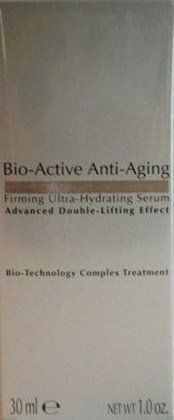Bio-Active Anti-Aging Firming Ultra-Hydrating Serum Advanced Double -Lifting Effect Bio-Technology Complex Treatment, 1.0 fl oz/ 30 ml, 50 ml. VERY HARD TO FIND. IMPORTED FROM ITALY. by GT Partners LLC. $35.00. New Original Bio-Active Anti-Aging Firming Ultra-Hydrating Serum Advanced Double -Lifting Effect Bio-Technology Complex Treatment, 1.0 fl oz/ 30 ml, 50 ml. VERY HARD TO FIND. IMPORTED FROM ITALY. VERY HARD TO FIND. IMPORTED FROM ITALY.  As we age, our once youthful, heal...