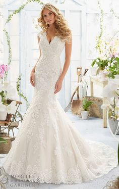 Mori Lee 2806 Dress - MissesDressy.com