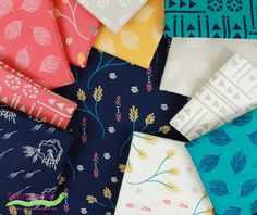 Fabricworm Giveaway: Fat Quarter Bundle of Valley by Moda Fat Quarters, Giveaway, Things To Think About, Gift Wrapping, Quilts, Fabric, Scrappy Quilts, Gift Wrapping Paper, Tejido