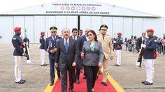 Armario de Noticias: Danilo Medina sale hacia VII Cumbre AEC en Cuba