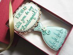 Personalizado sería mi caja de regalo de por CookieArtLondon