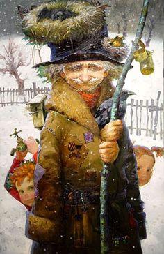 Art work  By Victor Nizovtsev