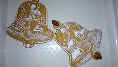 Domácí medové perníčky vánoční pečení zdobení art design cookies