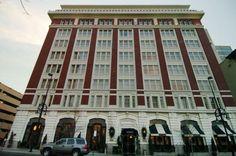 Hotel Teatro - Denver Colorado